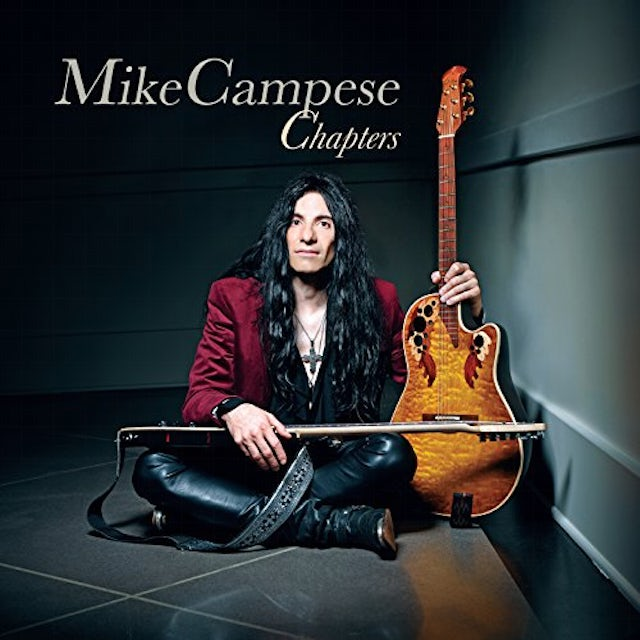 Mike Campese CHAPTERS CD