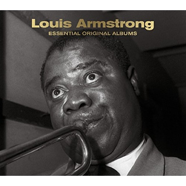 Louis Armstrong ESSENTIAL ORIGINAL ALBUMS CD