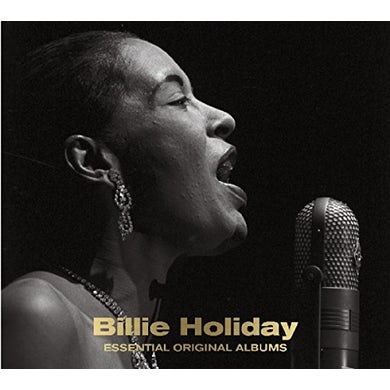 Billie Holiday ESSENTIAL ORIGINAL ALBUMS CD