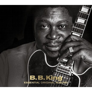B.B. King ESSENTIAL ORIGINAL ALBUMS CD