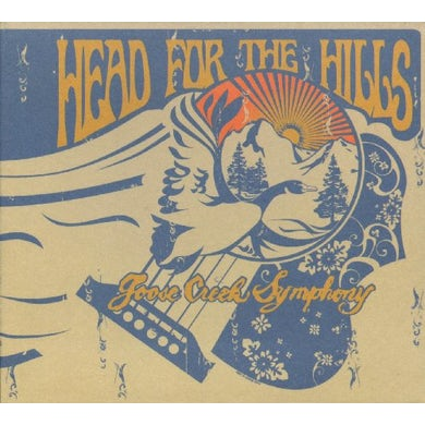Head for the Hills GOOSE CREEK SYMPHONY CD