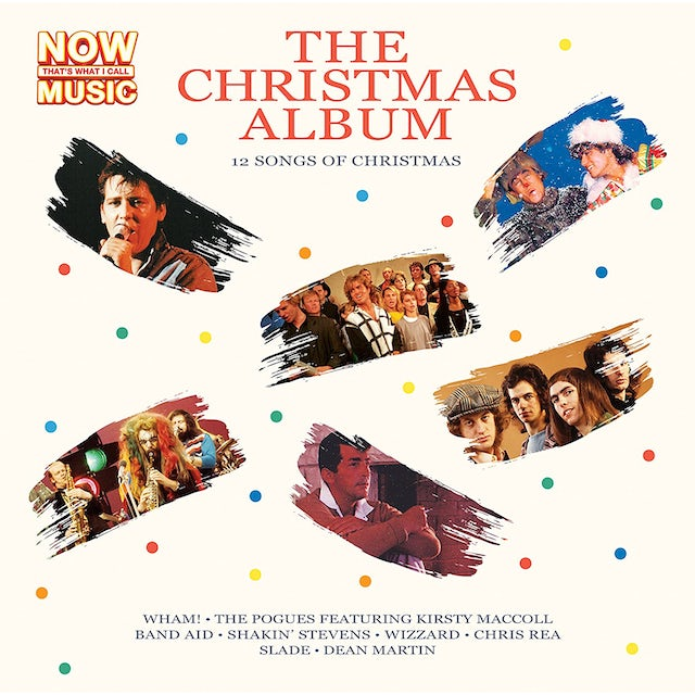 Now The Christmas Album / Various