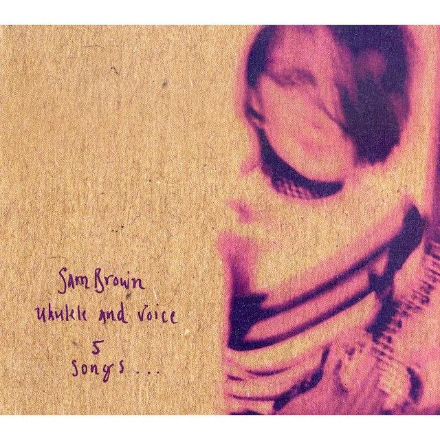 SAM BROWN UKULELE & VOICE EP CD