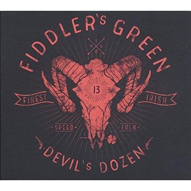 Fiddler's Green DEVIL'S DOZEN CD