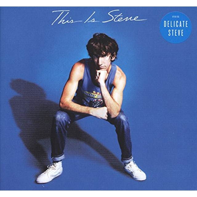 Delicate Steve THIS IS STEVE Vinyl Record