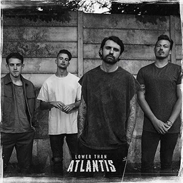 LOWER THAN ATLANTIS SAFE IN SOUND CD