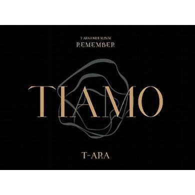 T-ara REMEMBER (12TH MINI ALBUM) CD