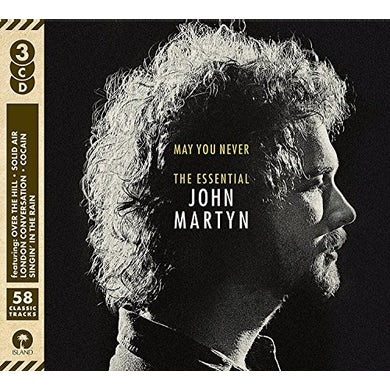 MAY YOU NEVER: ESSENTIAL JOHN MARTYN CD