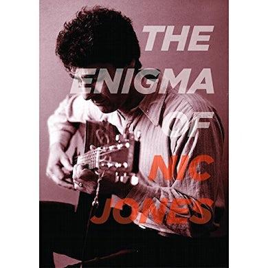 ENIGMA OF NIC JONES DVD