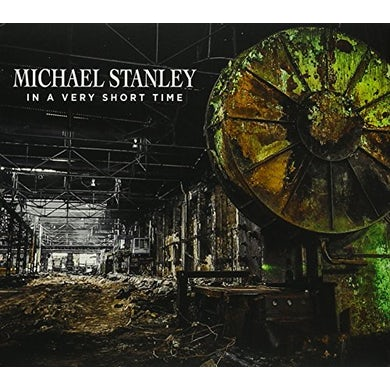 Michael Stanley IN A VERY SHORT TIME CD