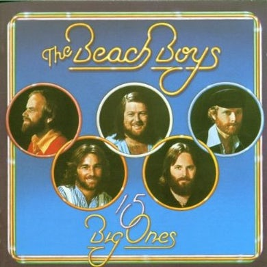 The Beach Boys 15 BIG ONES / LOVE YOU CD