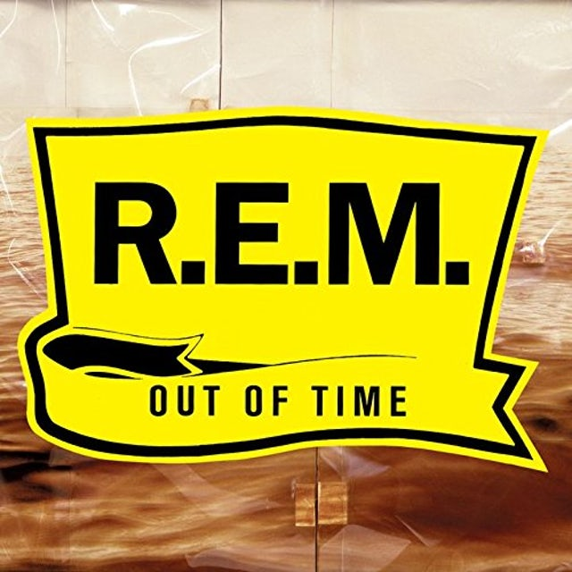 R.E.M. OUT OF TIME: SPECIAL EDITION CD