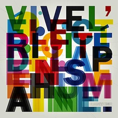 Rubin Steiner VIVE L'ELECTRICITE DE LA PENSEE HUMAINE Vinyl Record