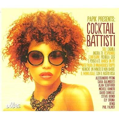 Papik COCKTAIL BATTISTI CD