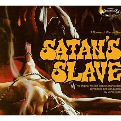 SATAN'S SLAVE / O.S.T. CD
