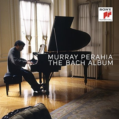 MURRAY PERAHIA: BACH ALBUM CD (Vinyl)