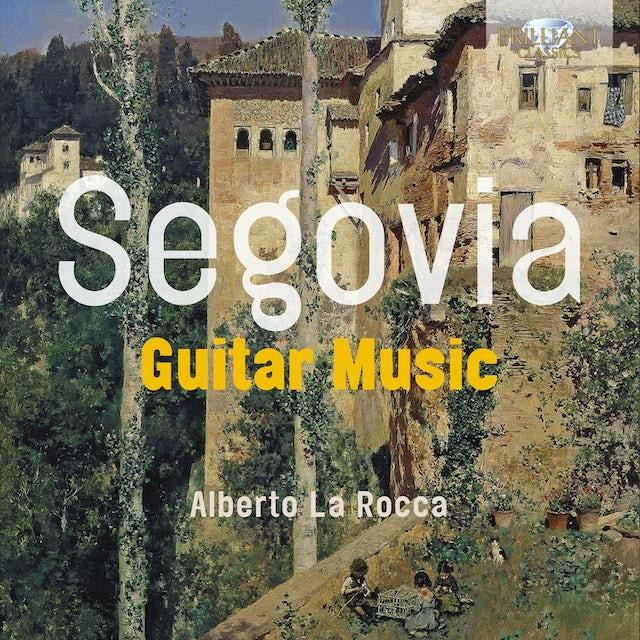 La Rocca SEGOVIA: GUITAR MUSIC CD