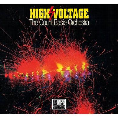 Count Orchestra Basie HIGH VOLTAGE CD