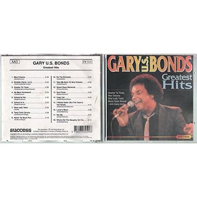 Gary U.S. Bonds GREATEST HITS CD
