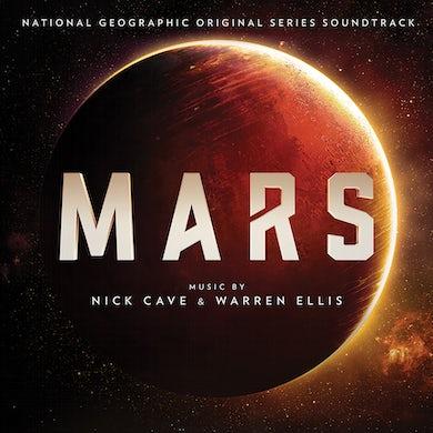 Nick Cave / Warren Ellis MARS / Original Soundtrack CD