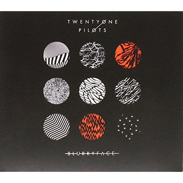 Twenty One Pilots VESSEL / BLURRYFACE (AUSTRALIAN EXCLUSIVE) CD