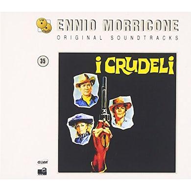 Ennio Morricone I CRUDELI / REVOLV / Original Soundtrack CD