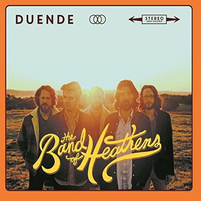 Band Of Heathens DUENDE CD