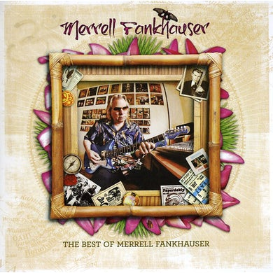 Merrell Fankhauser BEST OF MERRELL FRANKHAUSER CD