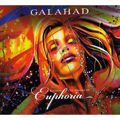 Galahad BEYOND THE REALMS OF EUPHORIA CD