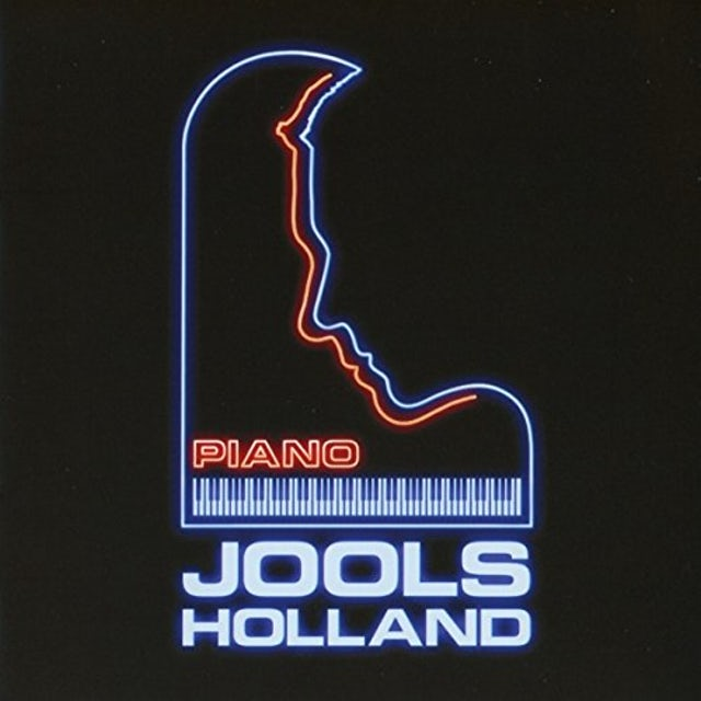 Jools Holland PIANO CD