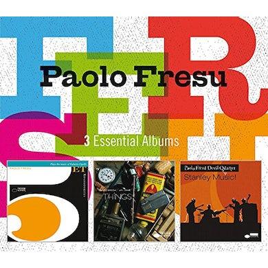 Paolo Fresu 3 ESSENTIAL ALBUMS CD