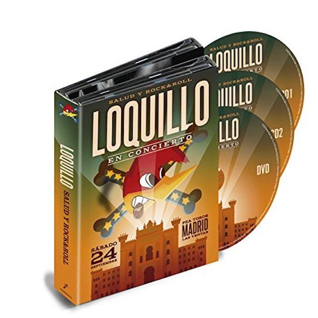 Loquillo SALUD Y ROCK & ROLL CD