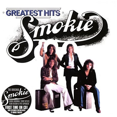 Smokie GREATEST HITS VOL 1 (WHITE) CD