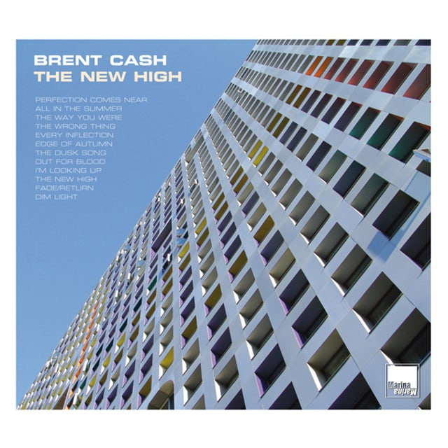 Brent Cash NEW HIGH CD
