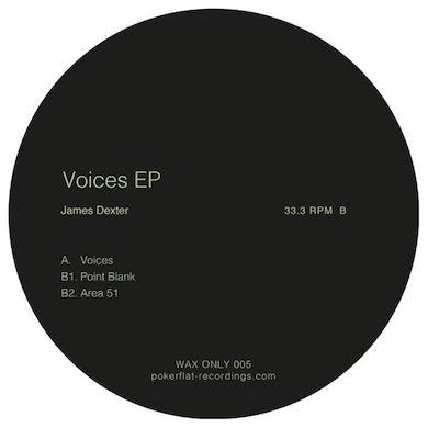 James Dexter VOICES Vinyl Record