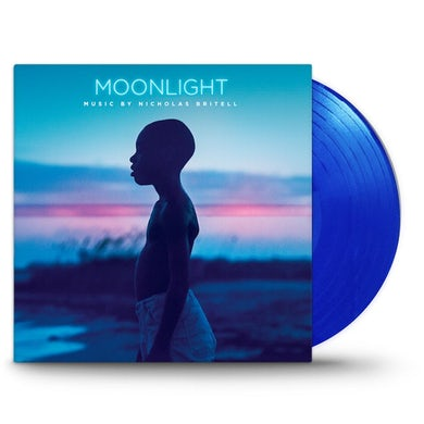 Nicholas Britell MOONLIGHT - Original Soundtrack Vinyl Record