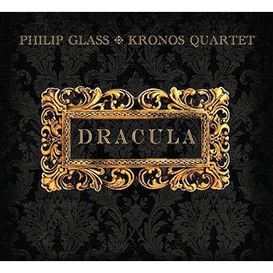 Kronos Quartet GLASS: DRACULA CD