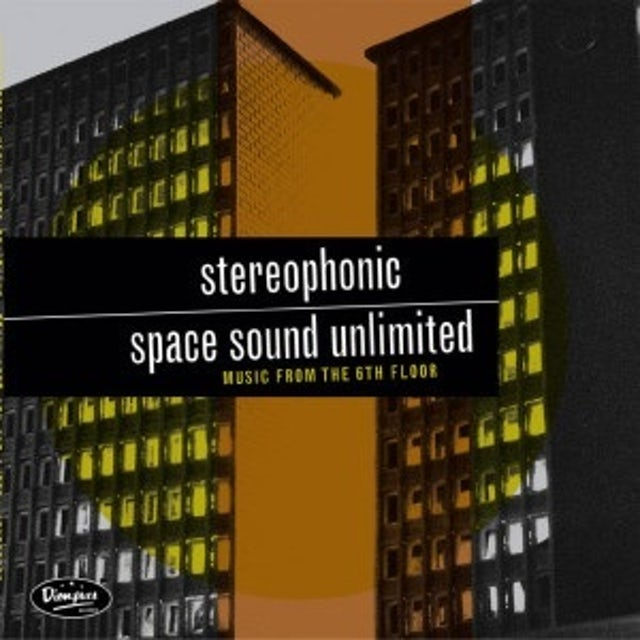 Stereophonic Space Sound Unlimited MUSIC FROM THE SIXTH FLOOR CD