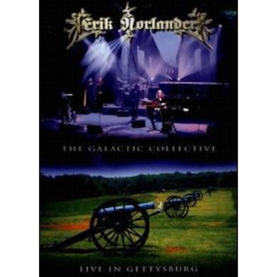 Erik Norlander GALACTIC COLLECTIVE: LIVE IN GETTYSBURG CD
