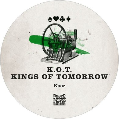 Kings Of Tomorrow KAOZ Vinyl Record
