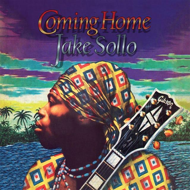 Jake Sollo COMING HOME CD