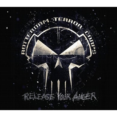 Rotterdam Terror Corps RELEASE YOUR ANGER CD