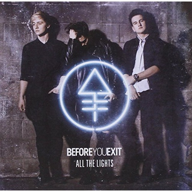 Before You Exit ALL THE LIGHTS CD