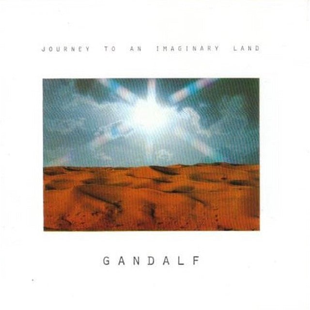 Gandalf JOURNEY TO AN IMAGINARY LAND: REMASTERED EDITION CD