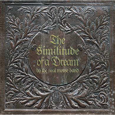 Neal Morse SIMILITUDE OF A DREAM: DELUXE EDITION Vinyl Record