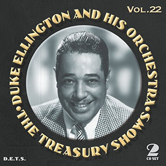 Duke Ellington TREASURY SHOWS VOL 22 CD
