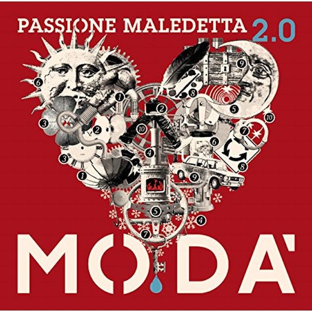 Moda PASSIONE MALEDETTA 2.0 CD