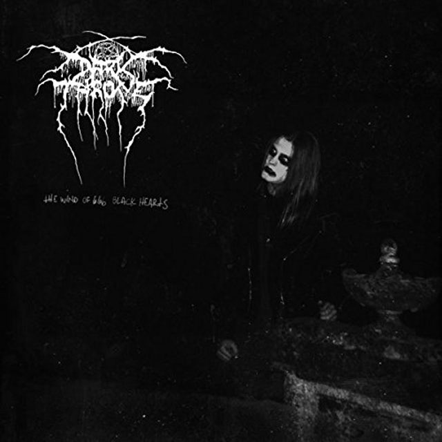 Darkthrone WIND OF 666 BLACK HEARTS Vinyl Record