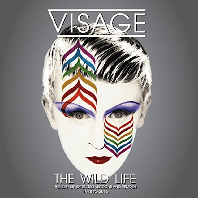Visage WILD LIFE: BEST OF EXTENDED VERSIONS & REMIXES CD