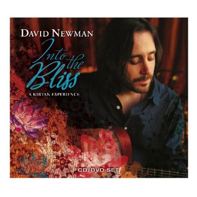 David Newman INTO THE BLISS: A KIRTAN EXPERIENCE CD
